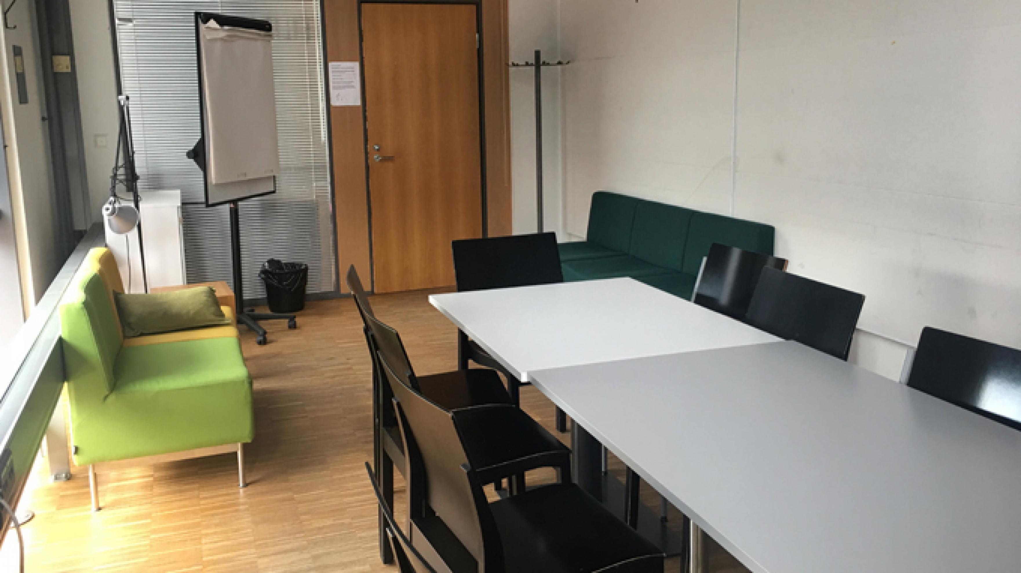 Grupparbetsrum