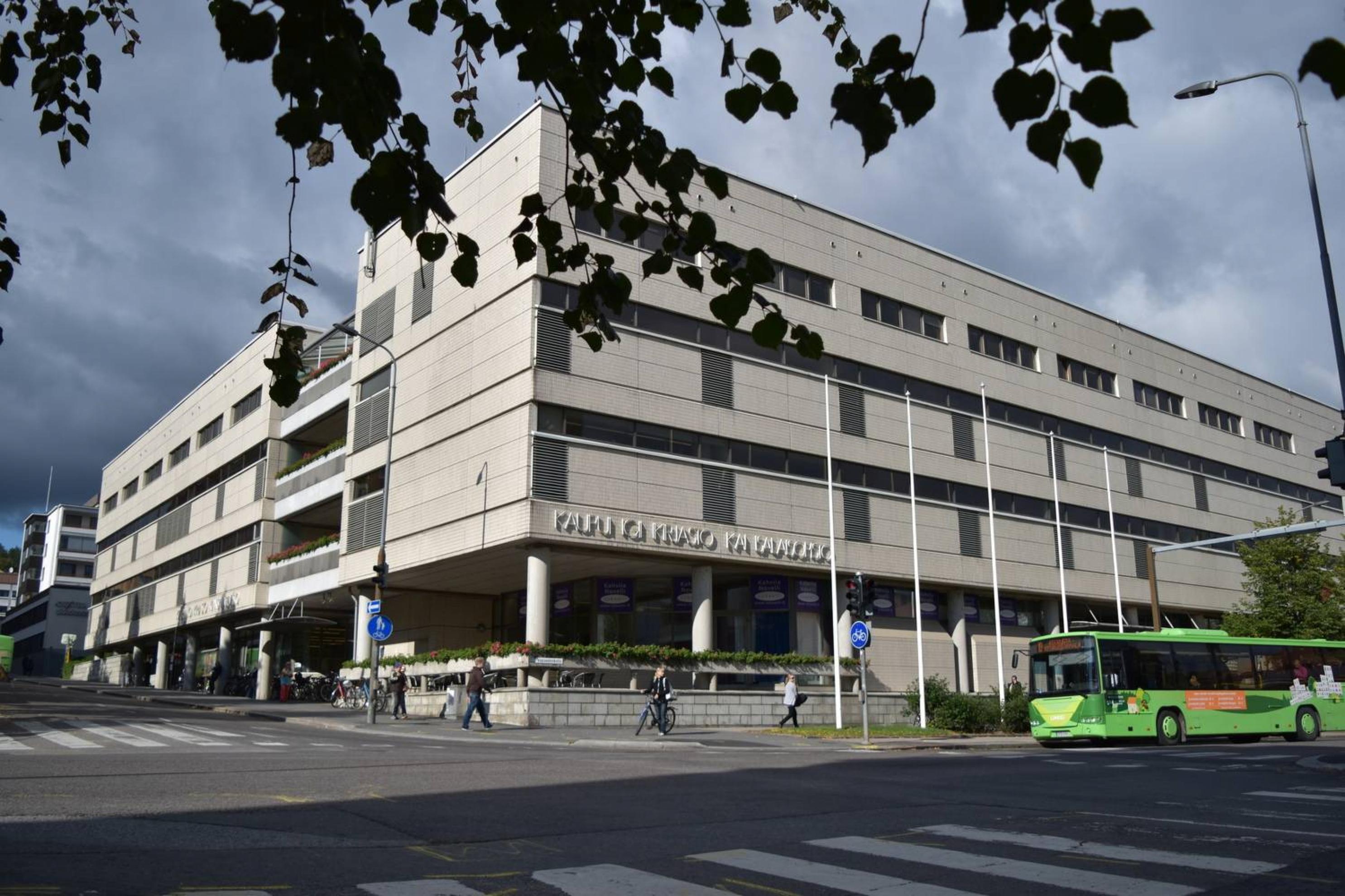 Pääkirjasto Jyväskylä