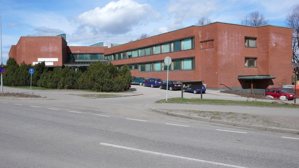 Aalto Learning Centre