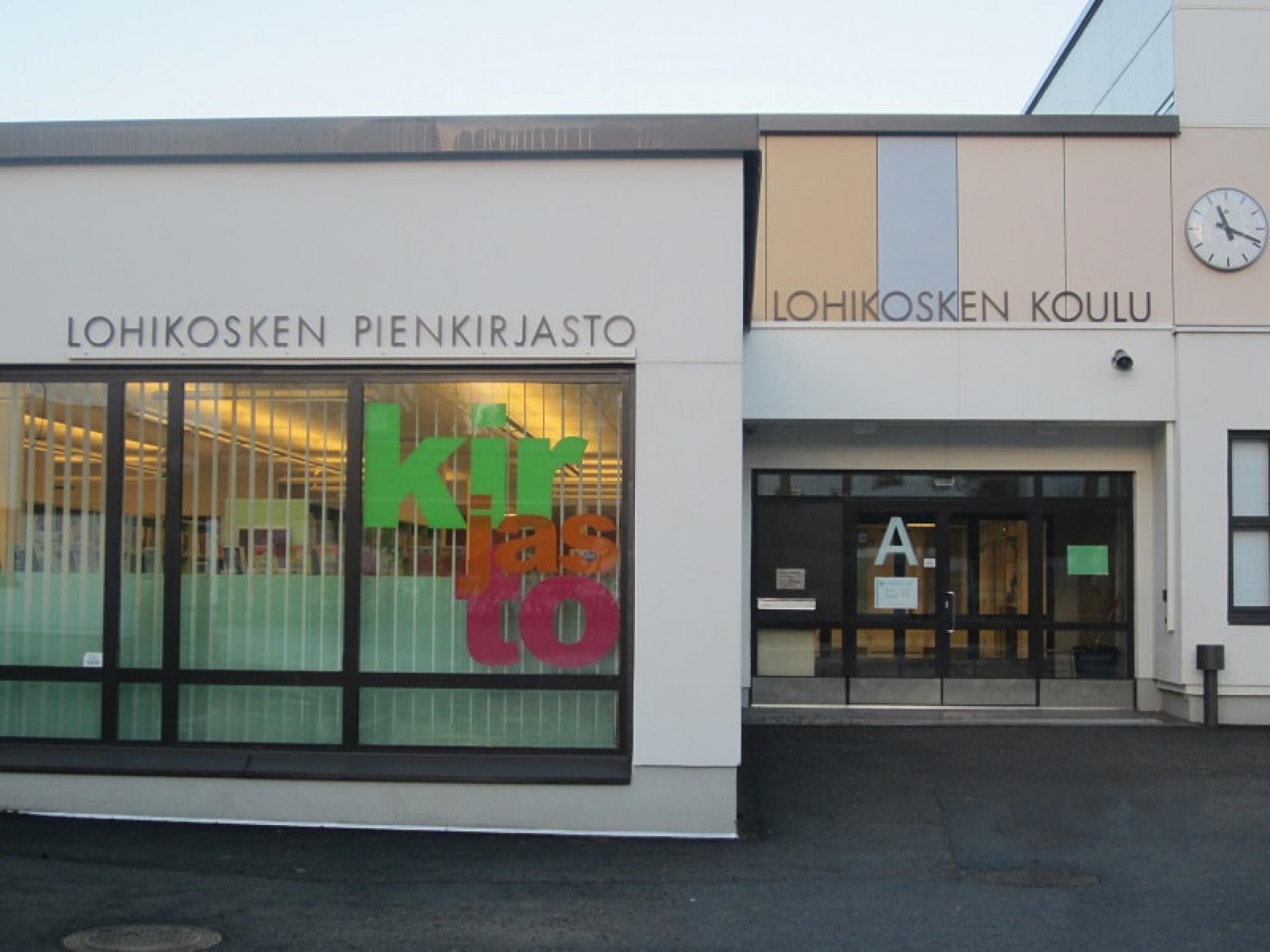 Lohikosken Kirjasto
