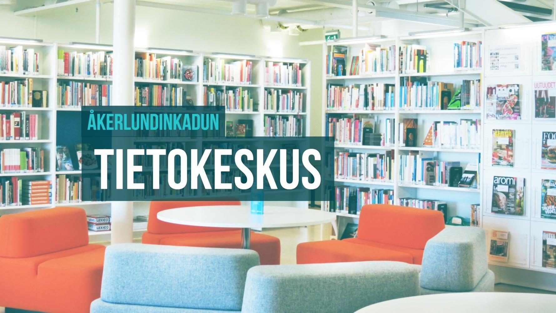 Åkerlundinkadun tietokeskus (TOKI-kirjastot)