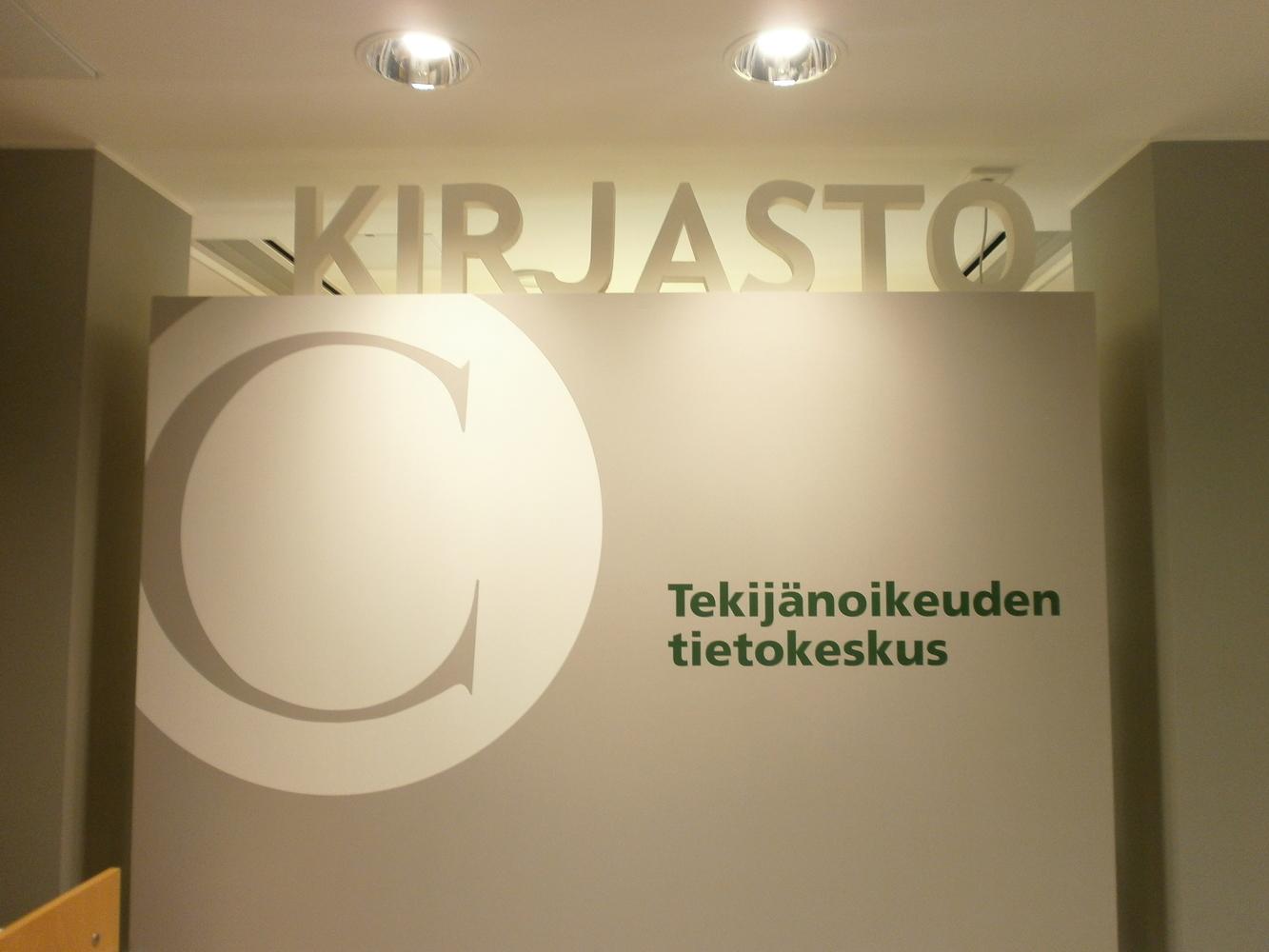 Tekijänoikeuden tietokeskus