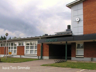 Virolahti library