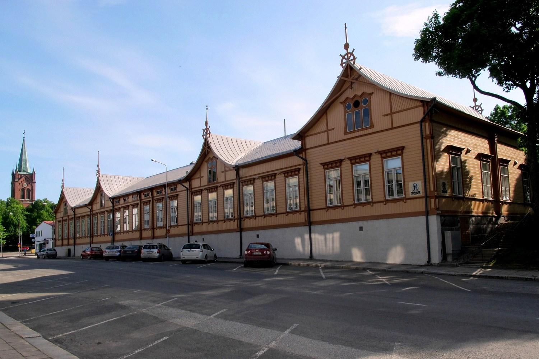 Uusikaupunki Main Library