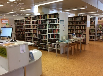 Kitee library