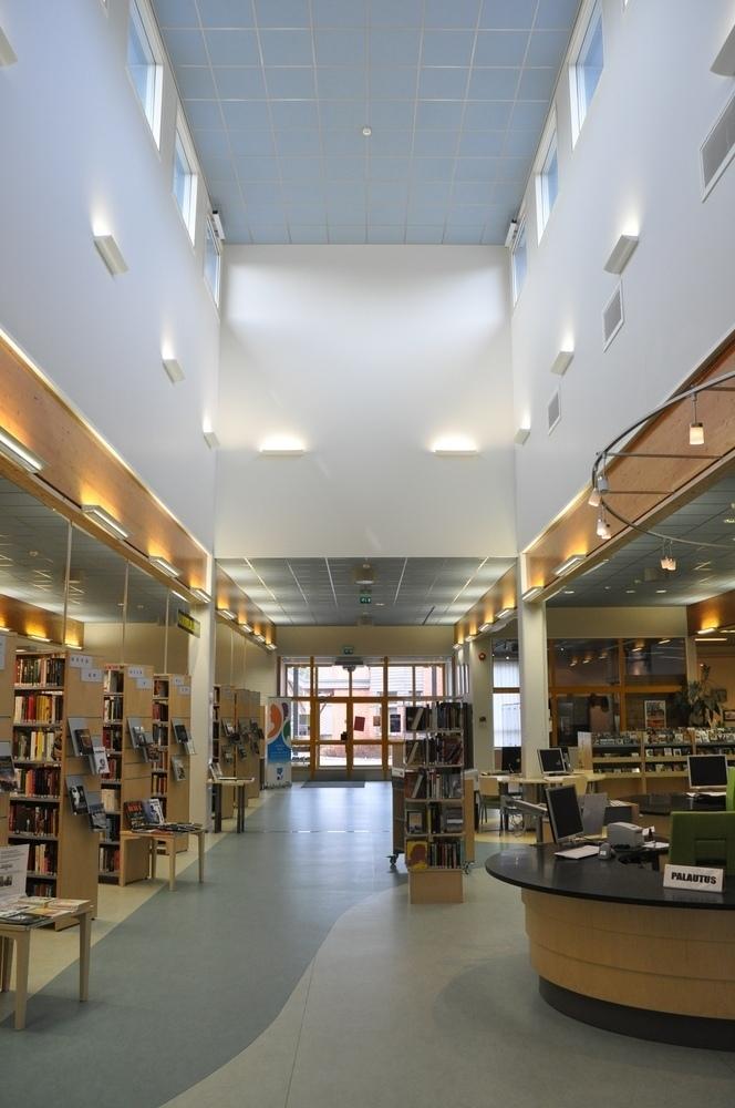 Suomussalmi main library