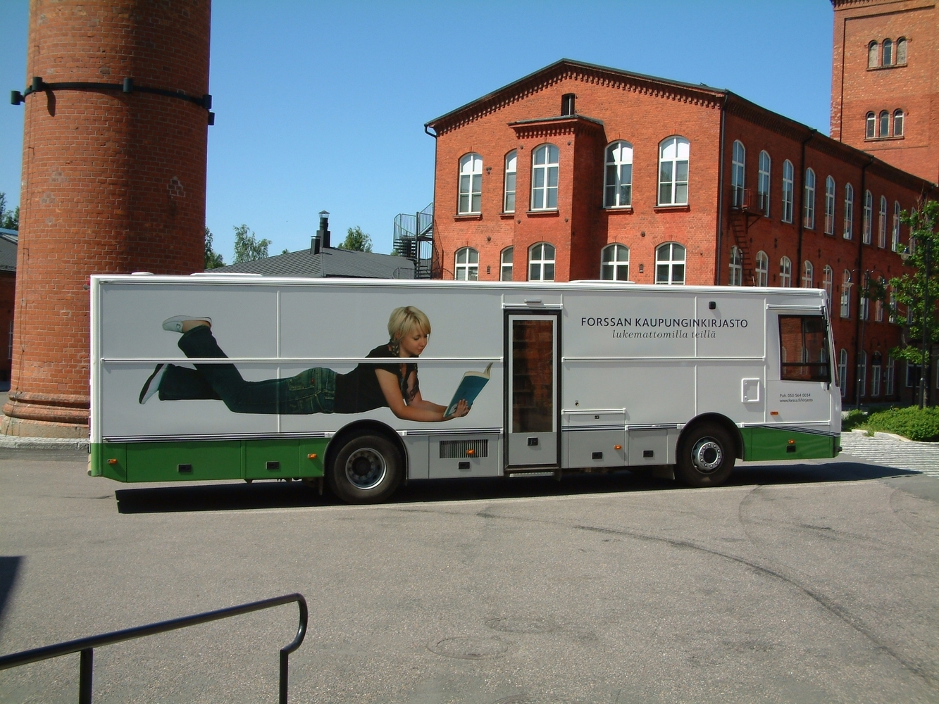 Mobile library (Forssa)
