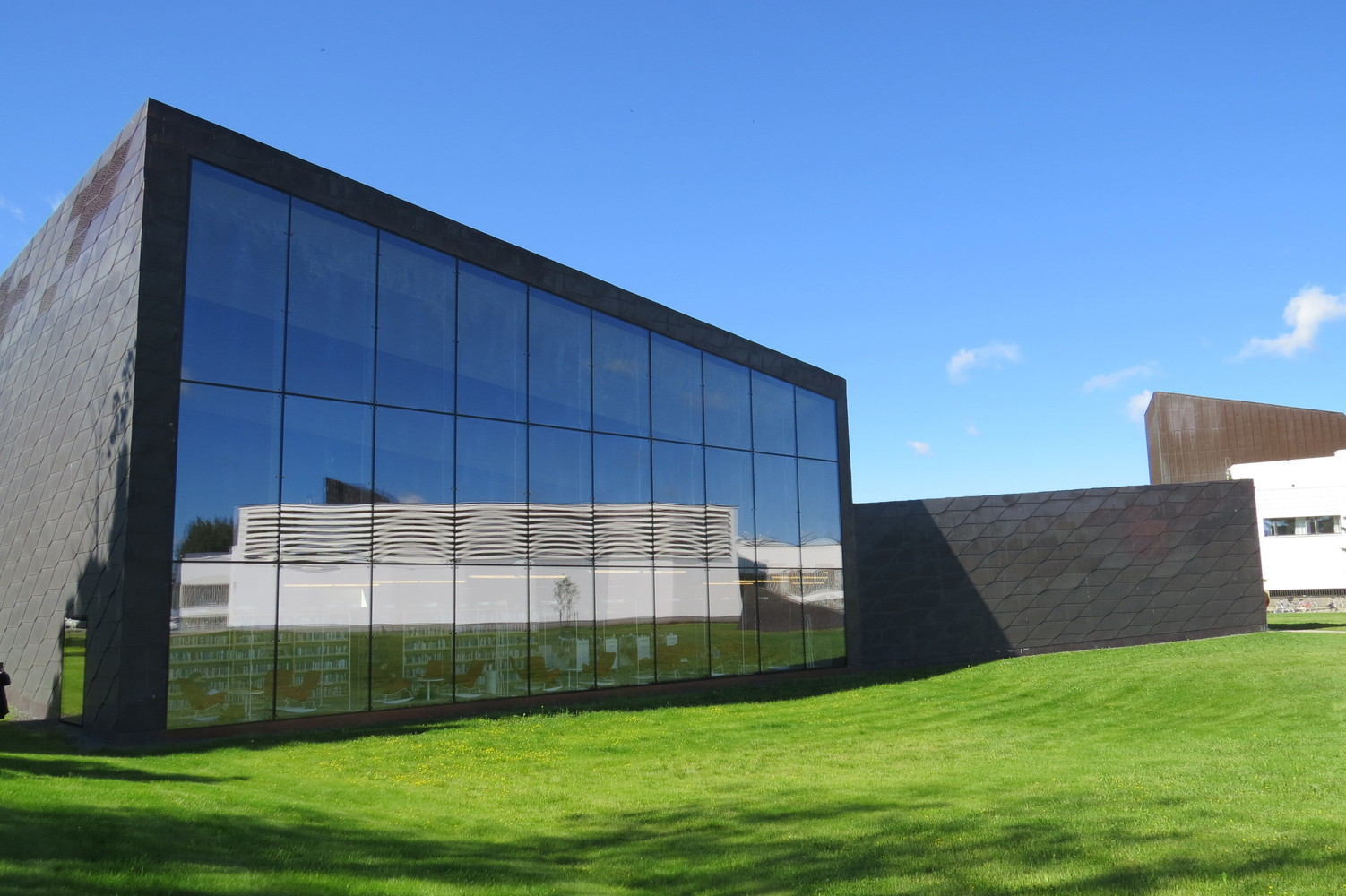Seinäjoki Main library