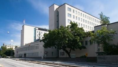 Metropolian kirjasto | Tukholmankatu