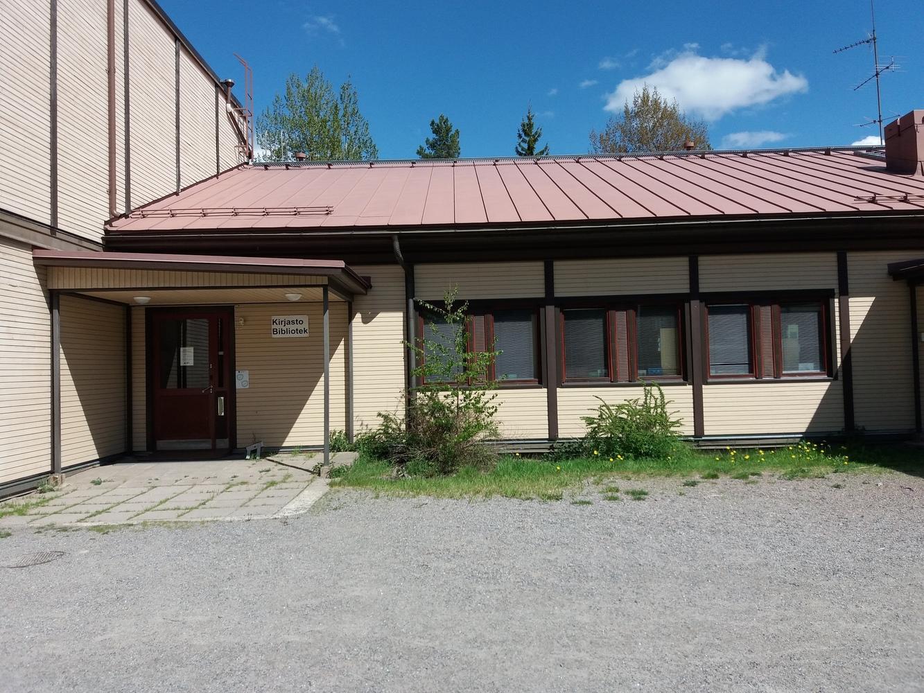 Lappvik filialbibliotek (Hangö)