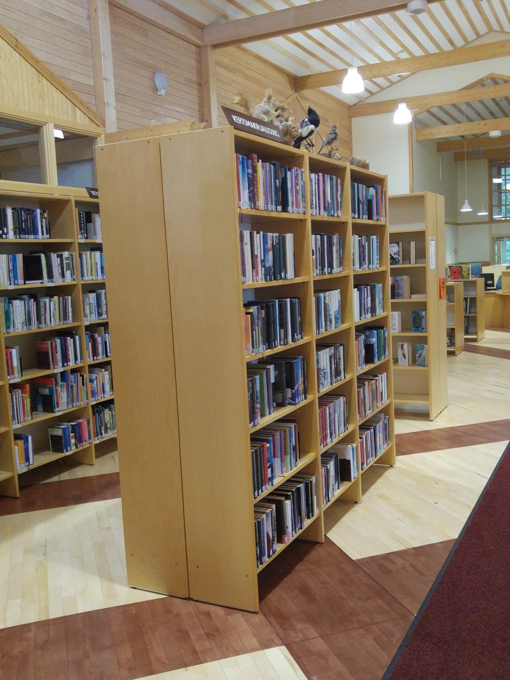 Heinävaara Library