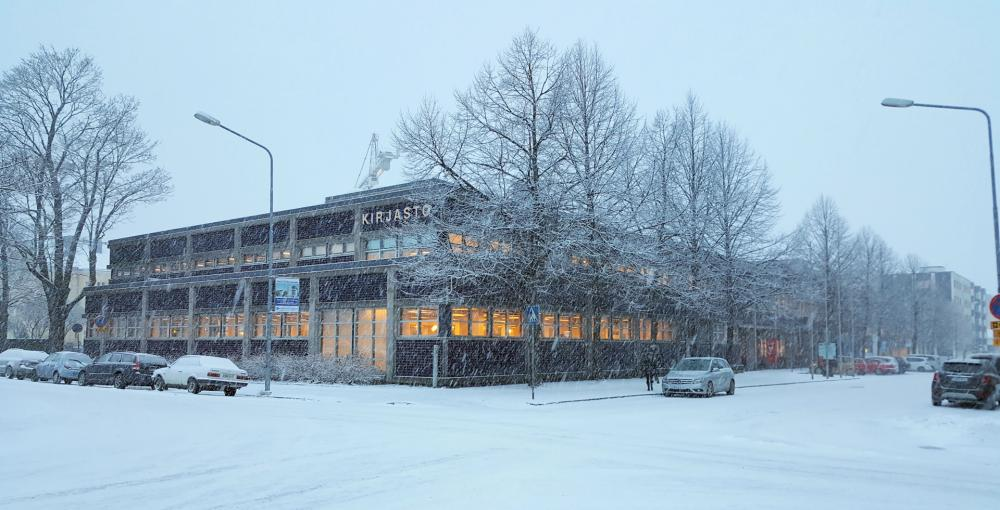 Pori Main Library