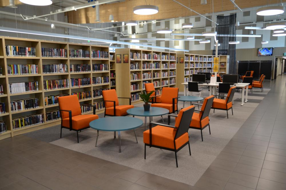 Kalajoki huvudbibliotek