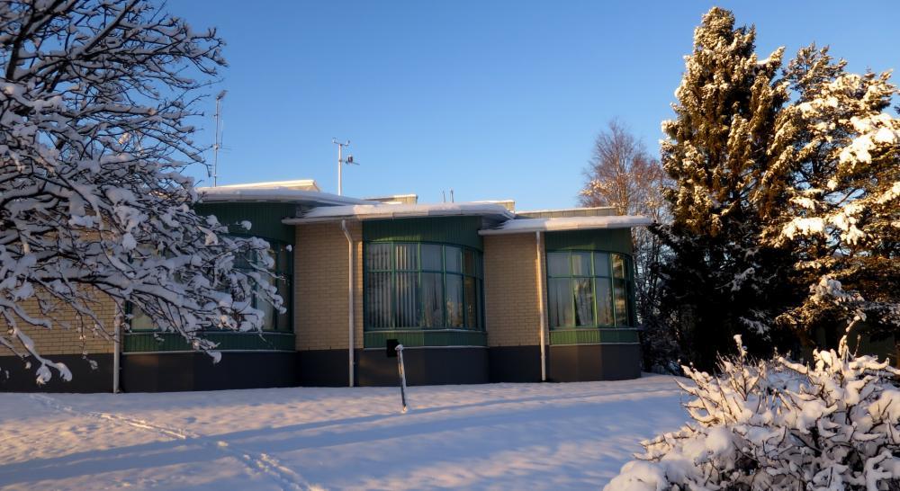 Alavieskan kunnankirjasto