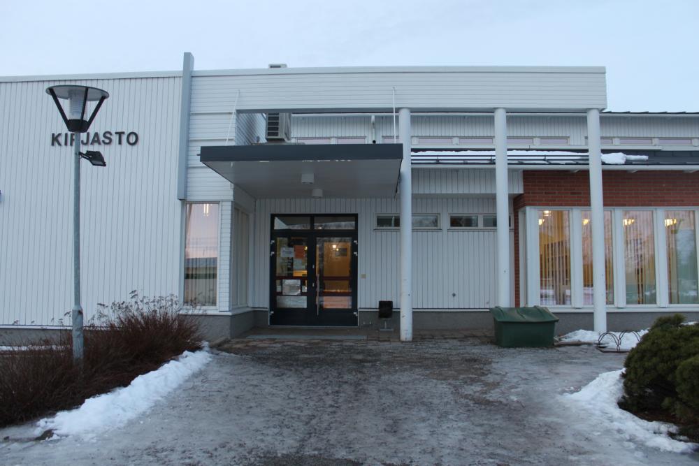 Vähäkyrö self-service library