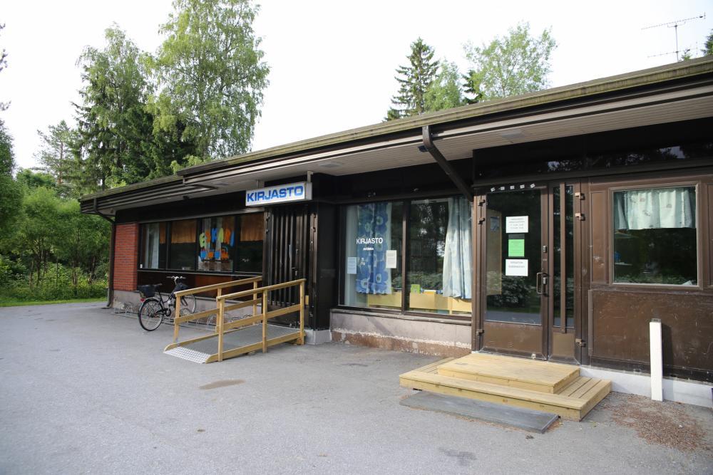 Merikart bibliotek