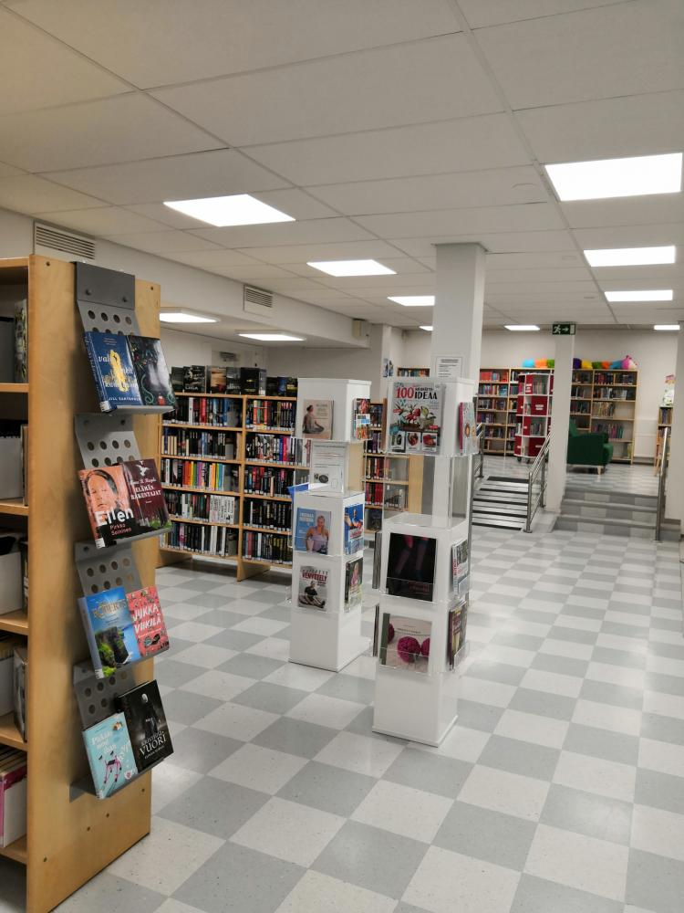 Jaalan kirjasto
