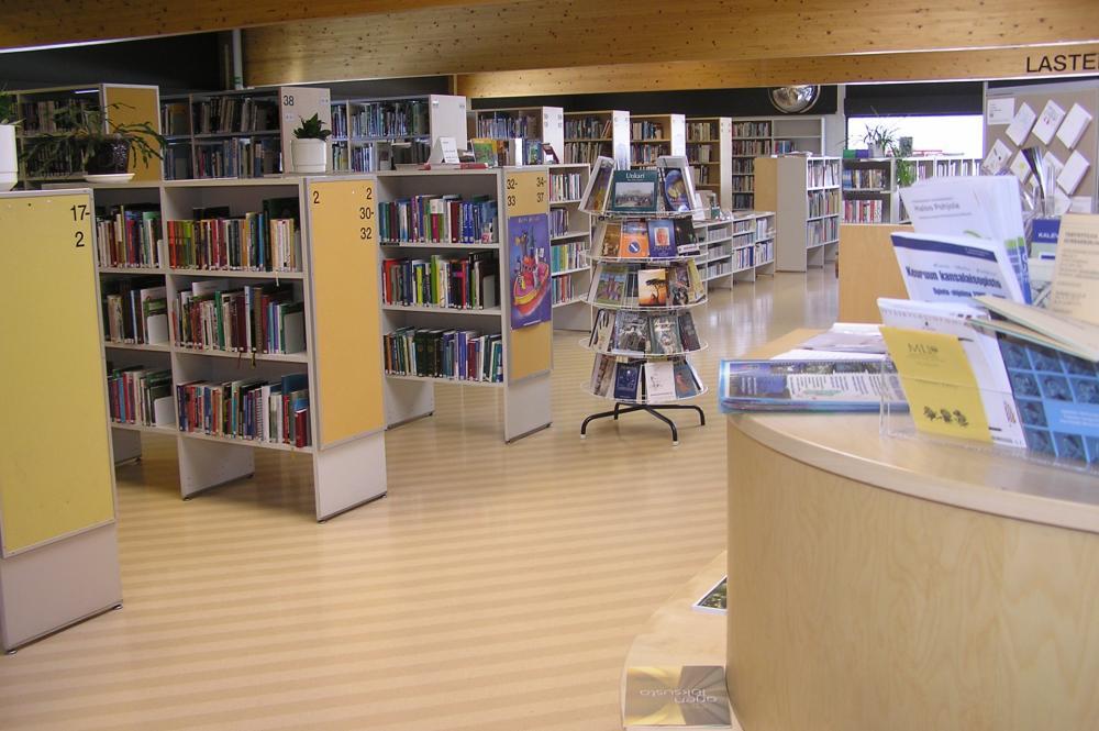 Petäjävesi Library