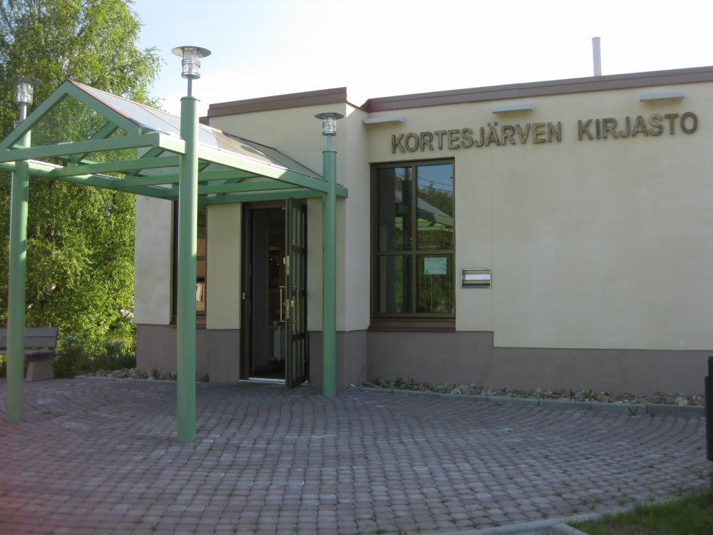 Kortesjärven kirjasto