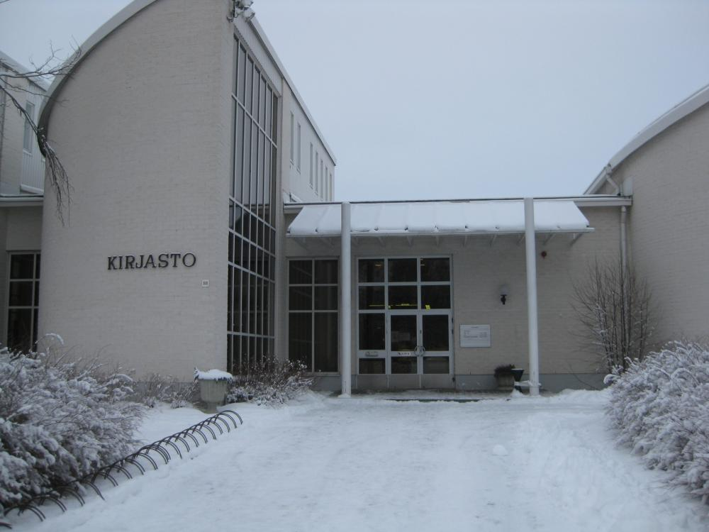 Kauhava Main library