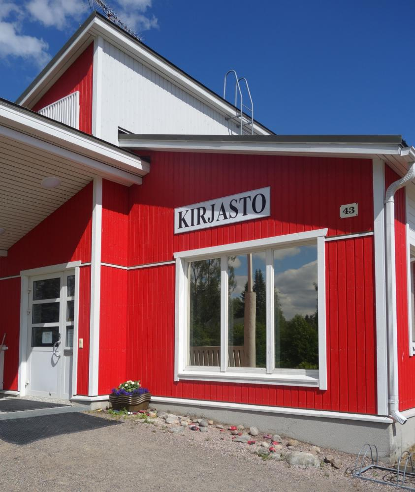 Kyyjärven kunnankirjasto