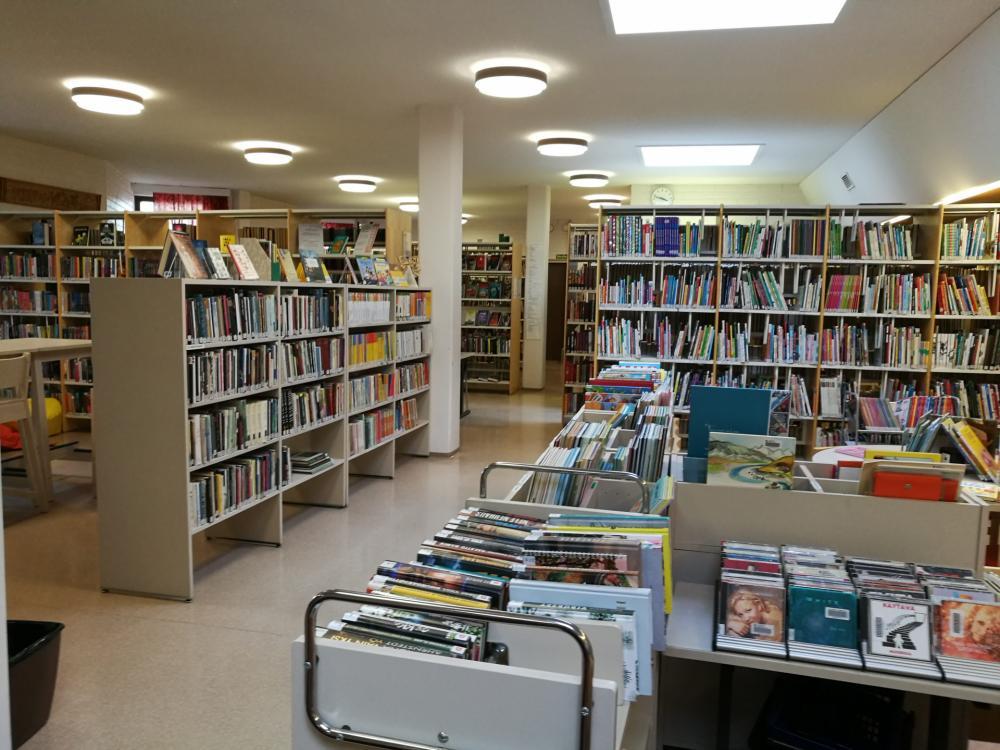 Savukosken toimipiste (Sompion kirjasto)