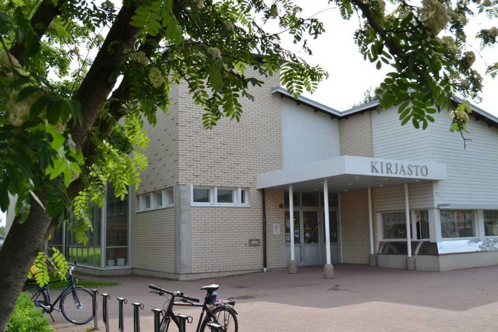 Harjavallan kaupunginkirjasto