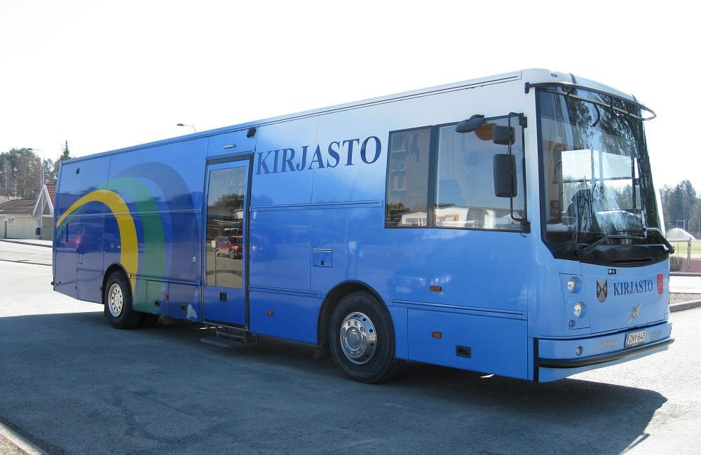 Wiitaunionin kirjastoauto