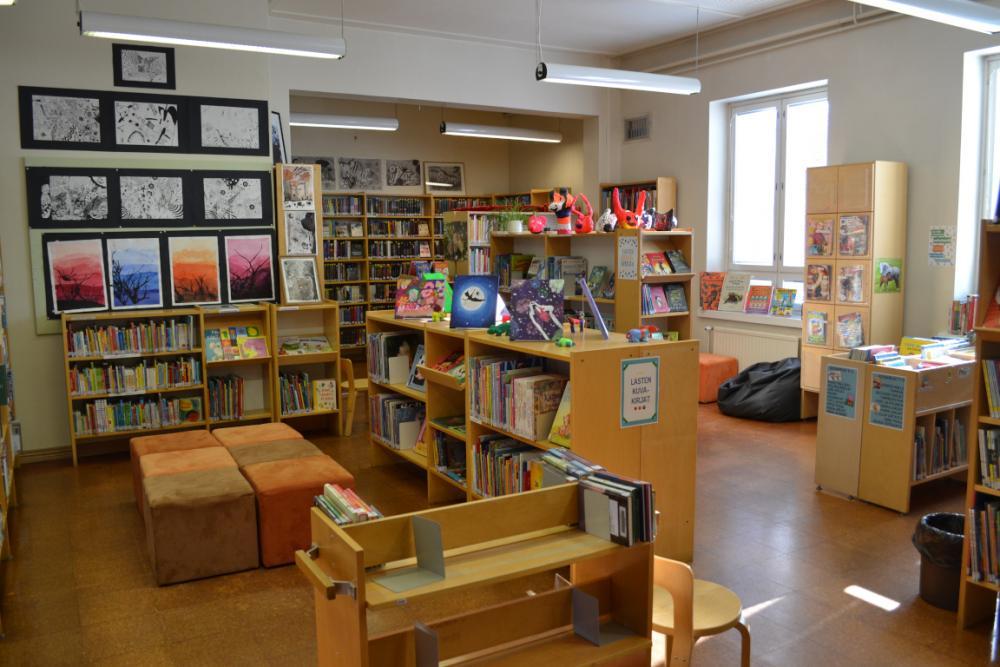 Polvijärven kirjasto