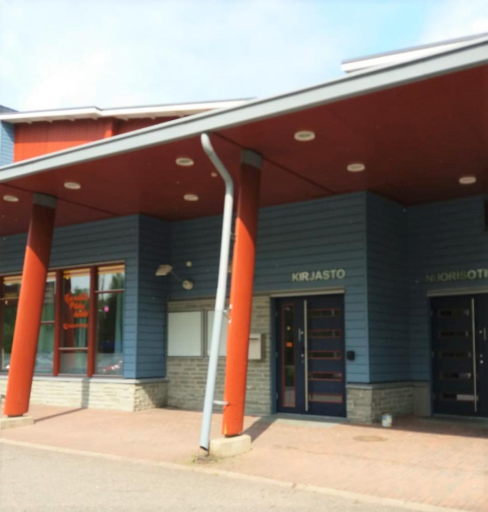 Uimaharjun kirjasto