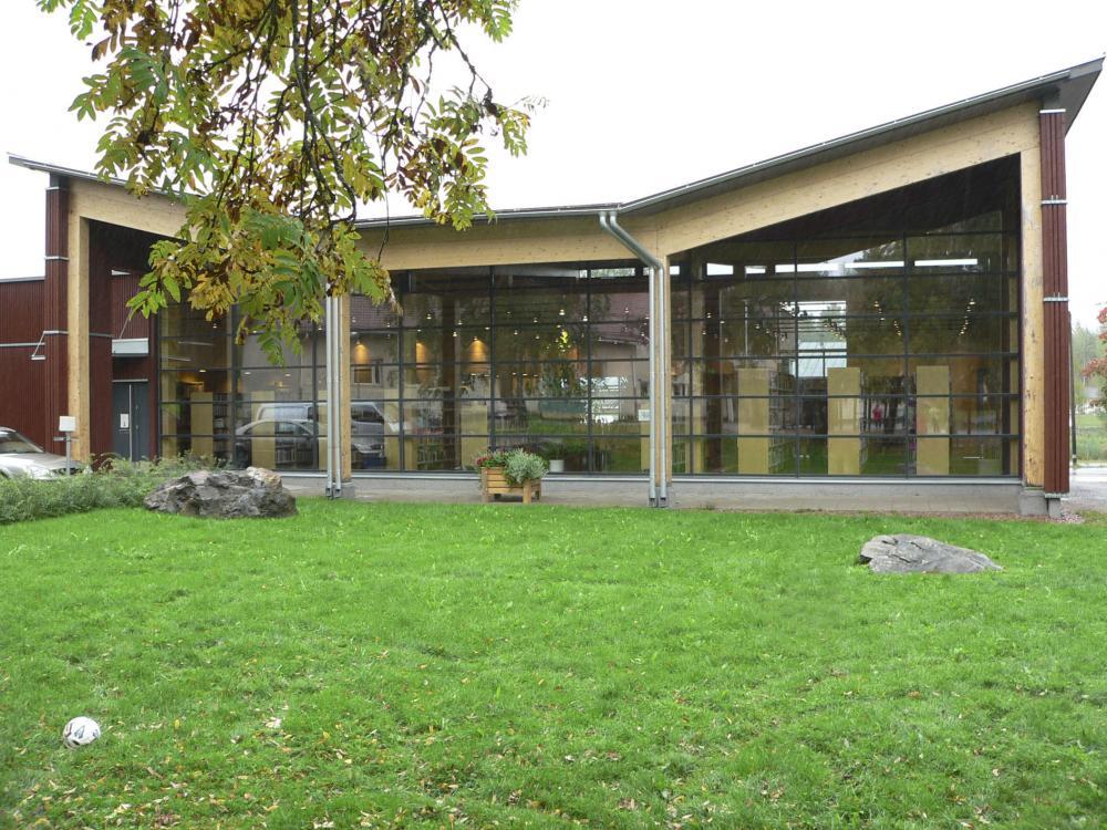 Mouhijärven kirjasto