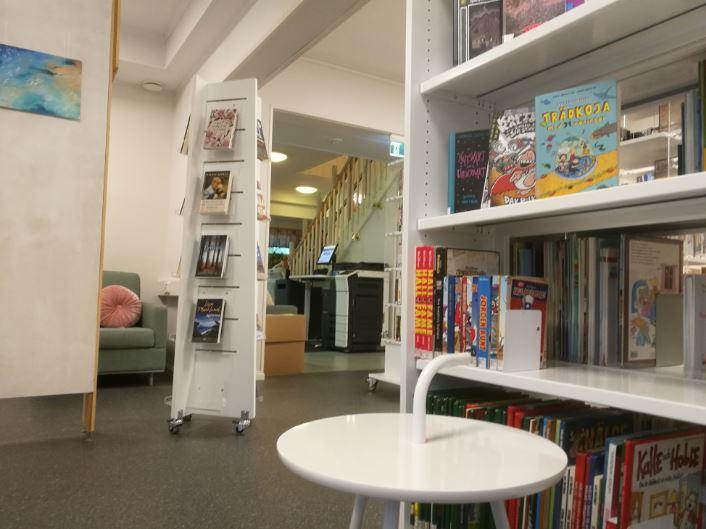 Houtskarin kirjasto