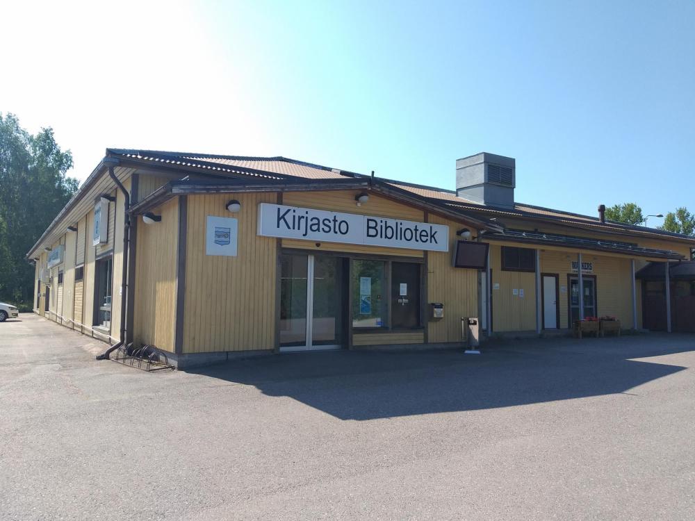 Sjundeå kommunbibliotek