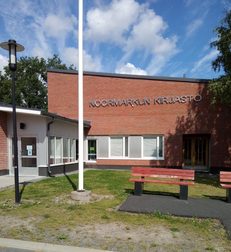 Noormarkun kirjasto
