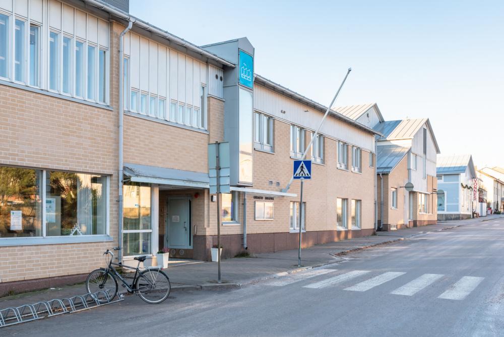 Hangö stadsbibliotek