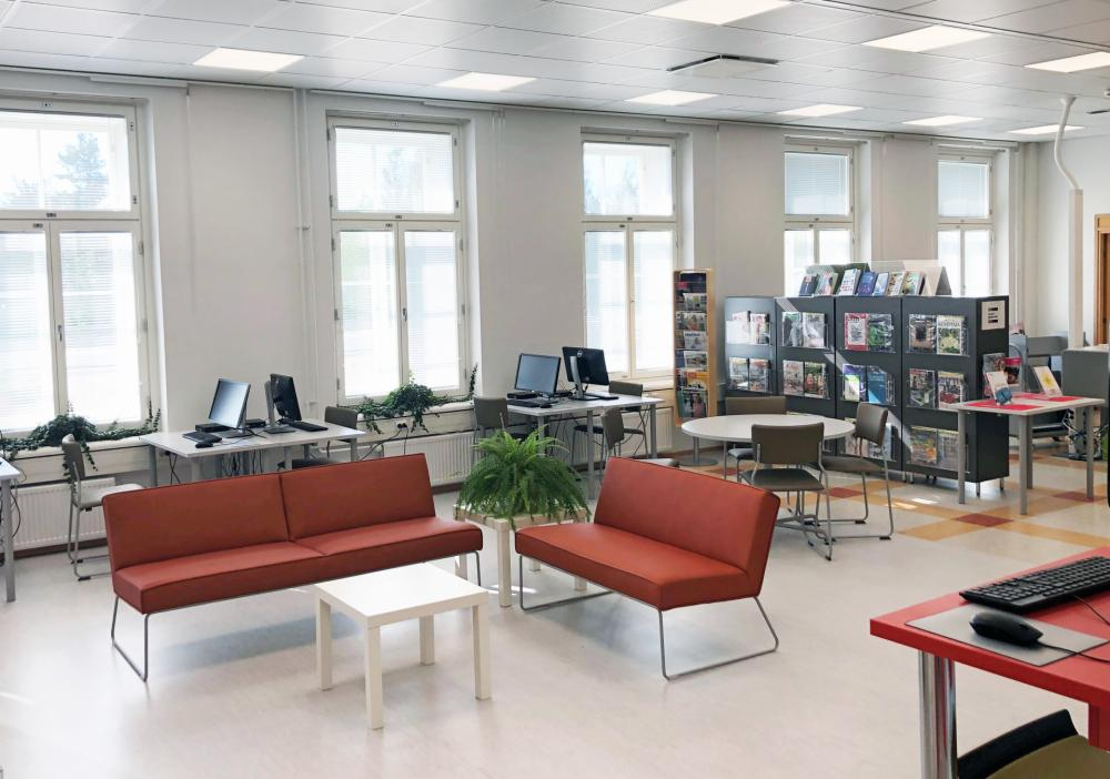 Kouvola Campus library