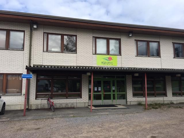 Ylitornion toimipiste / Tornionlaakson kirjasto