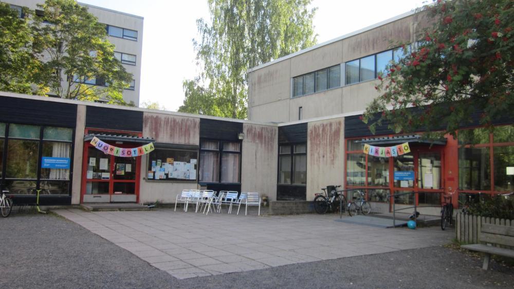 Runosmäki Library