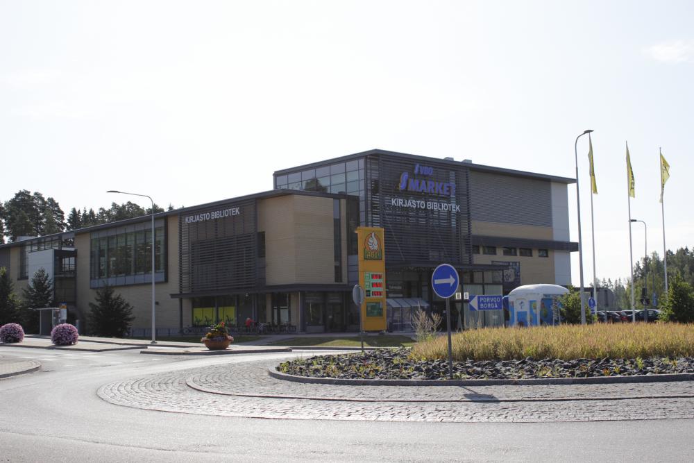 Söderkulla library (Sipoo)