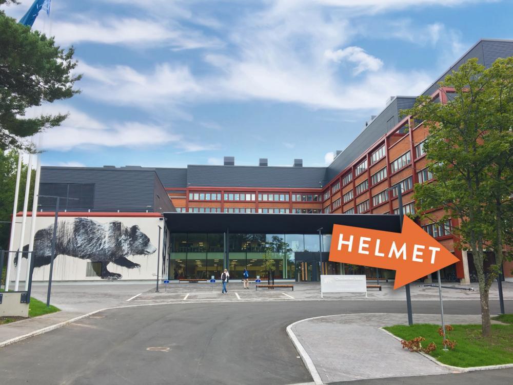 Otaniemi library