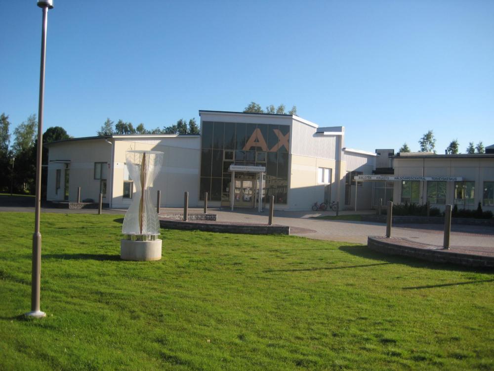 Huvudbiblioteket