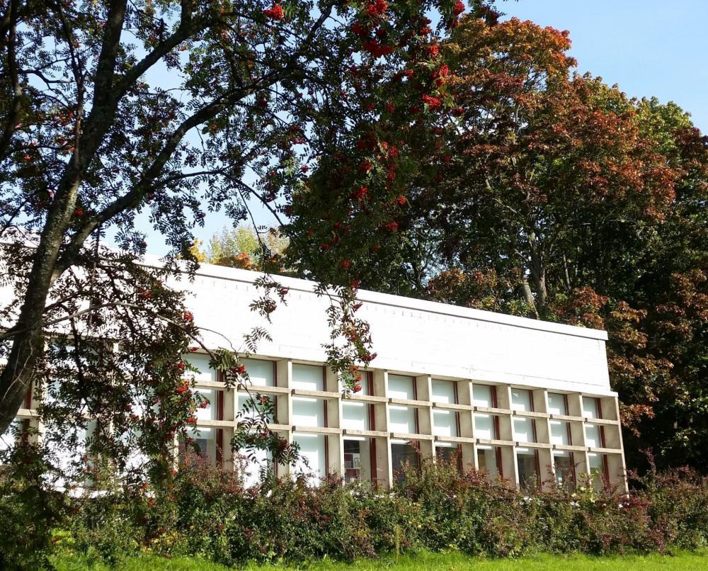 Viherlaakson kirjasto