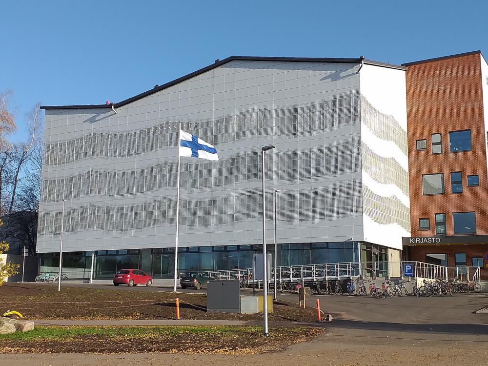 Kirkonkylän kirjasto