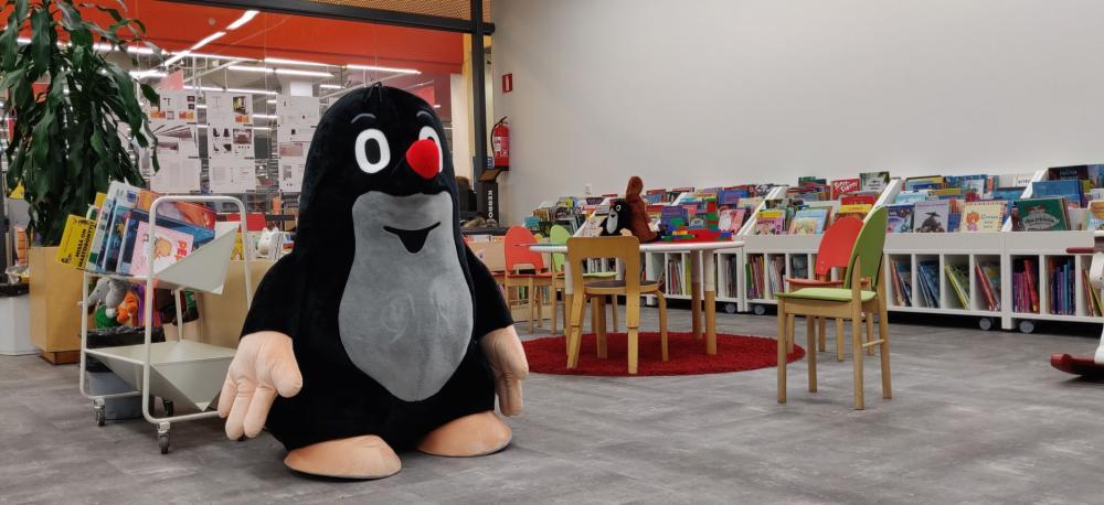Björkby bibliotek