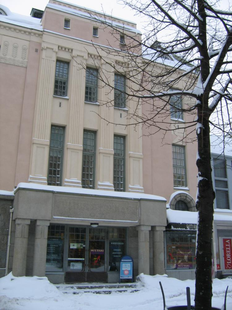 Lastenkirjainstituutin kirjasto