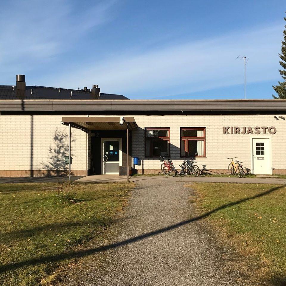 Konneveden kunnankirjasto