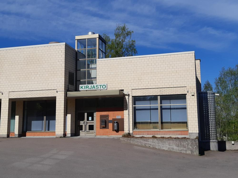 Valkeala library