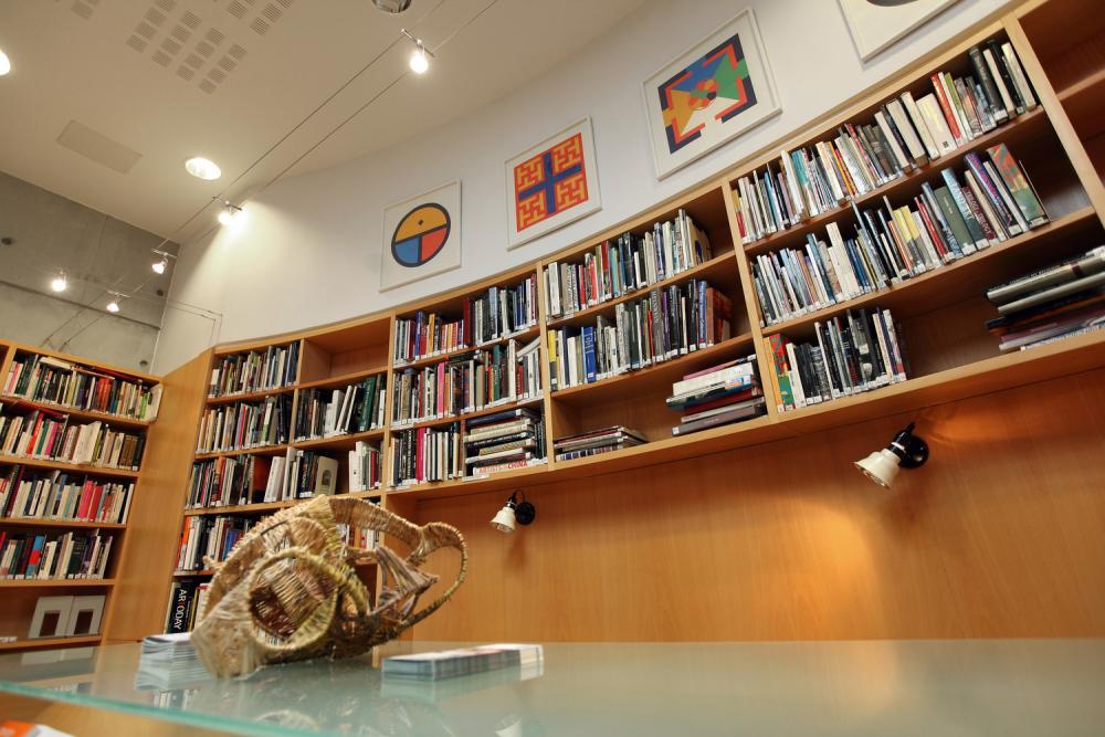 SAMK Taidekoulun kirjasto