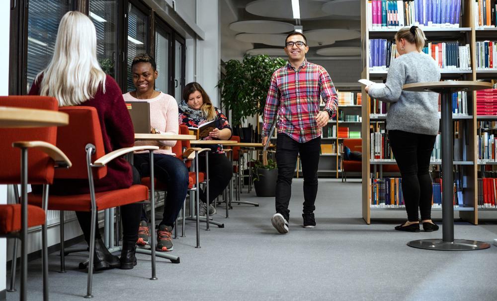 SAMK Library Rauma