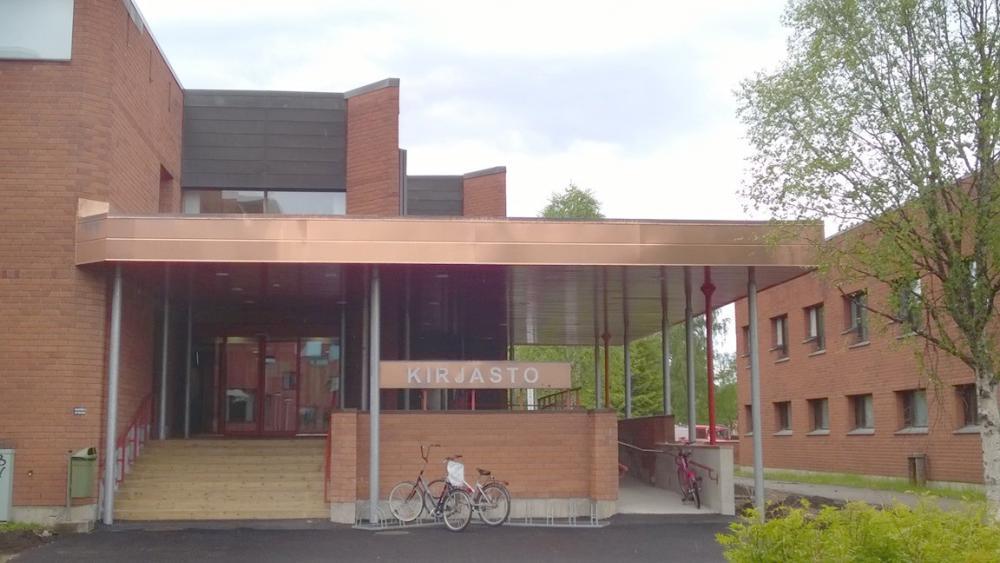 Kuusamo main library